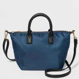 a new day mini satchel crossbody bag